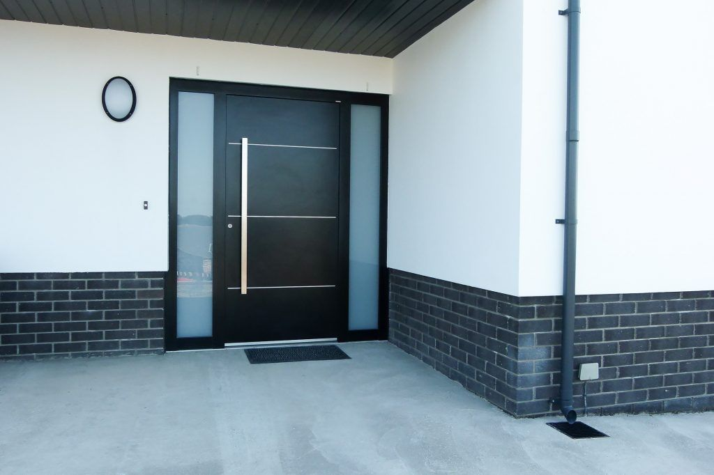 triple glazed internomr entrance doors for customes in wiltshire