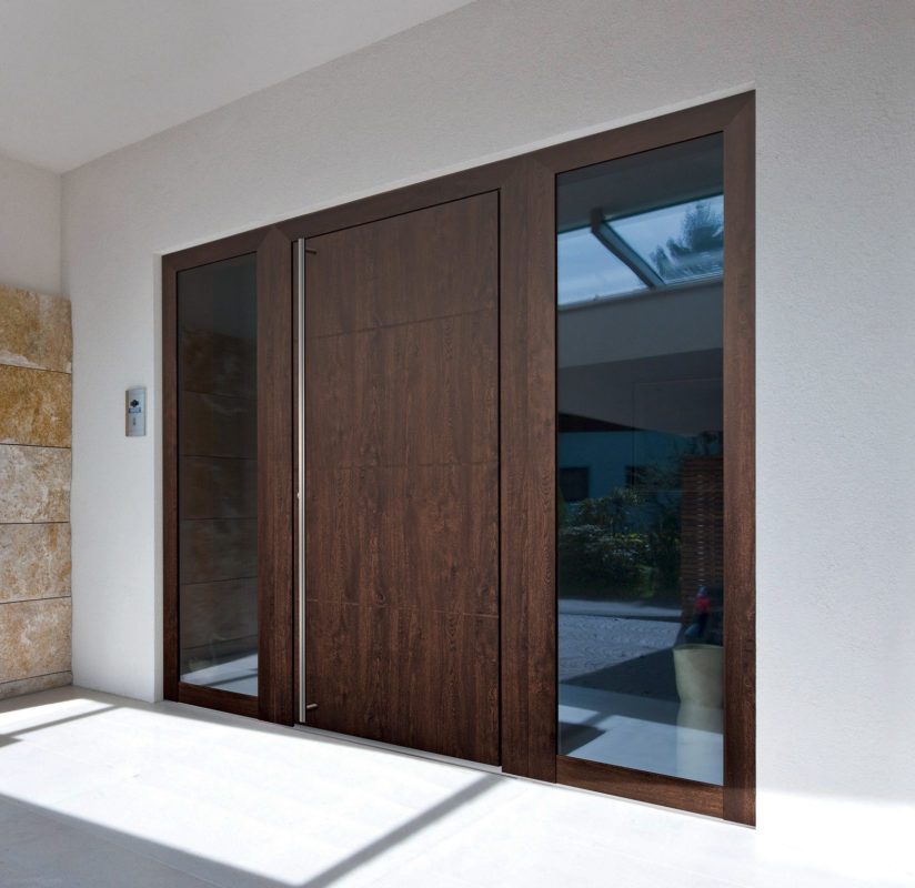 new internorm entrance door wiltshire