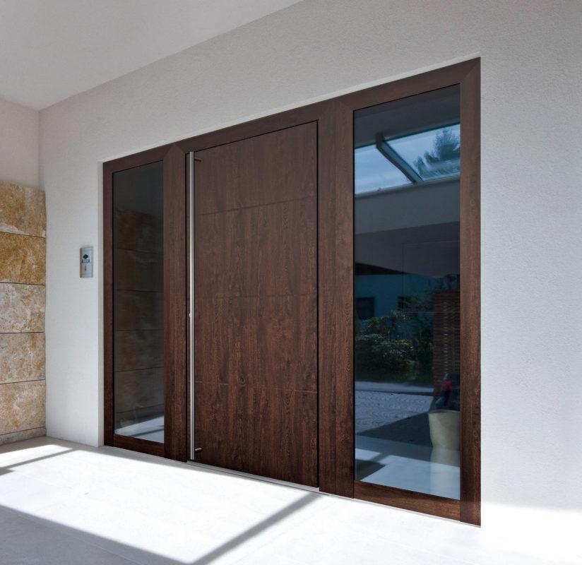 internorm timber aluminium doors wiltshire