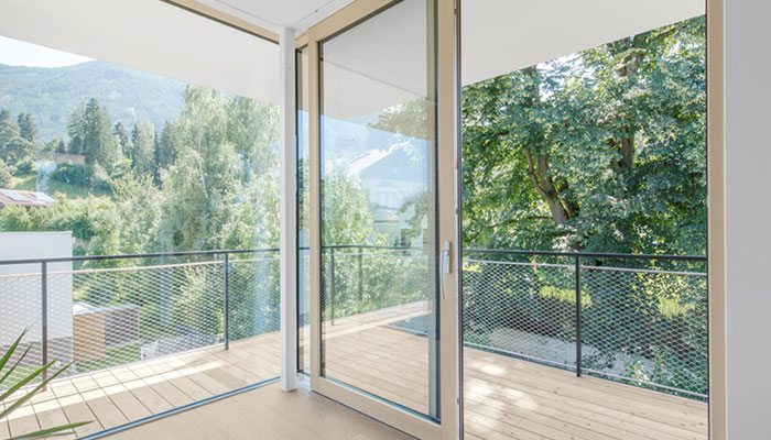 timber lift and slide doors wiltshire