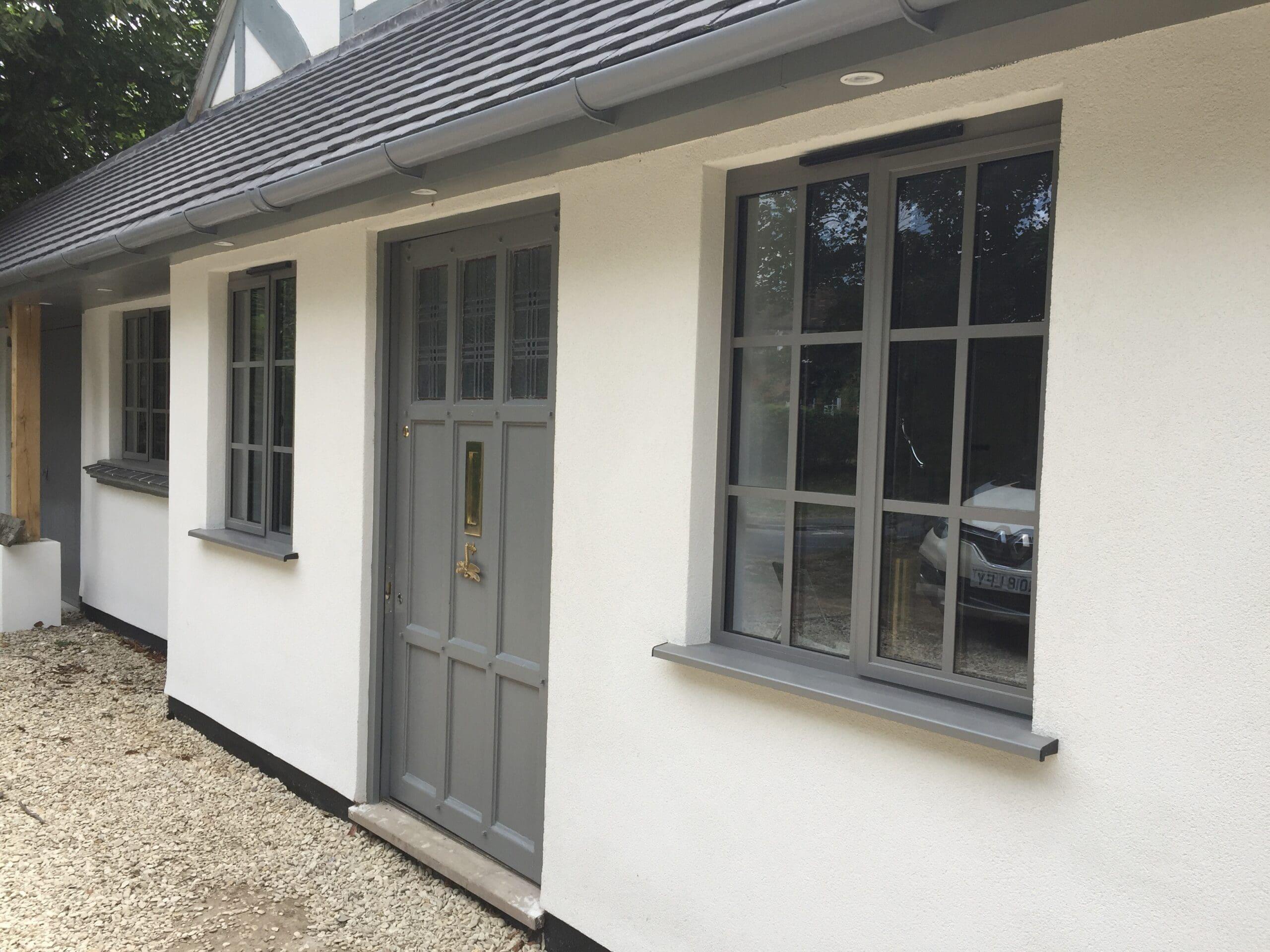 aluminium windows wiltshire