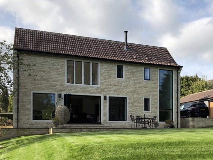 replacement aluminium windows by Smart in Wiltshire