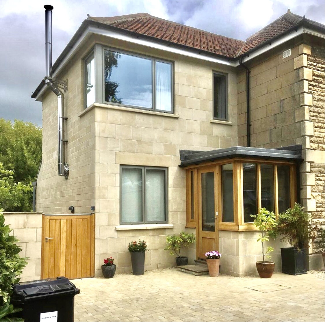 Smart aluminium windows wiltshire