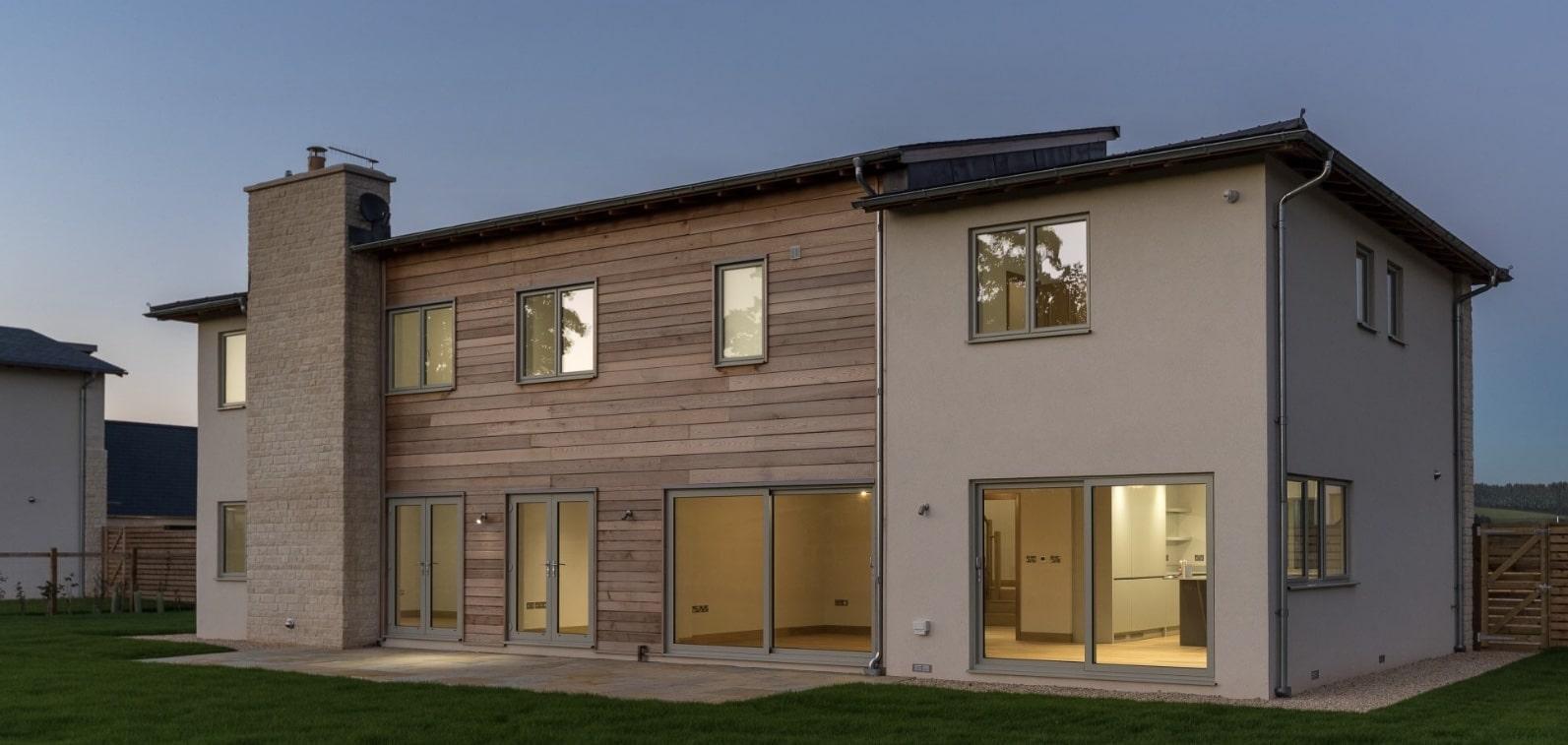 quality smart aluminium doors wiltshire