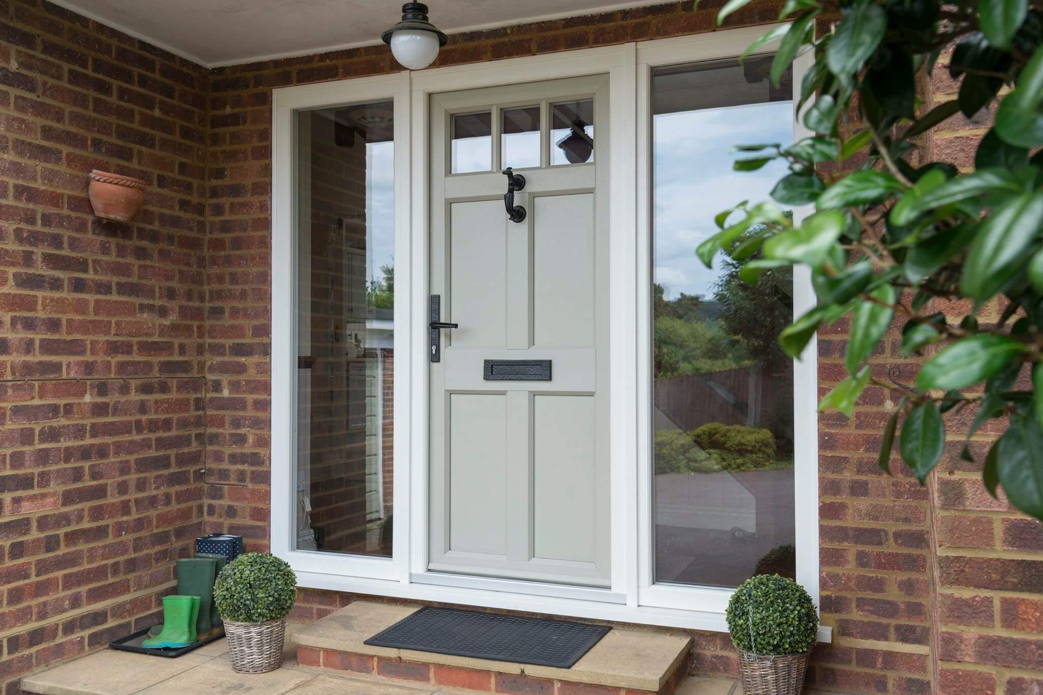 Evolution front doors wiltshire