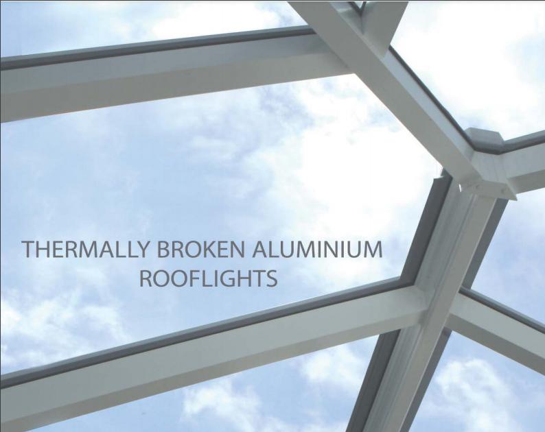 Aluminium Rooflights