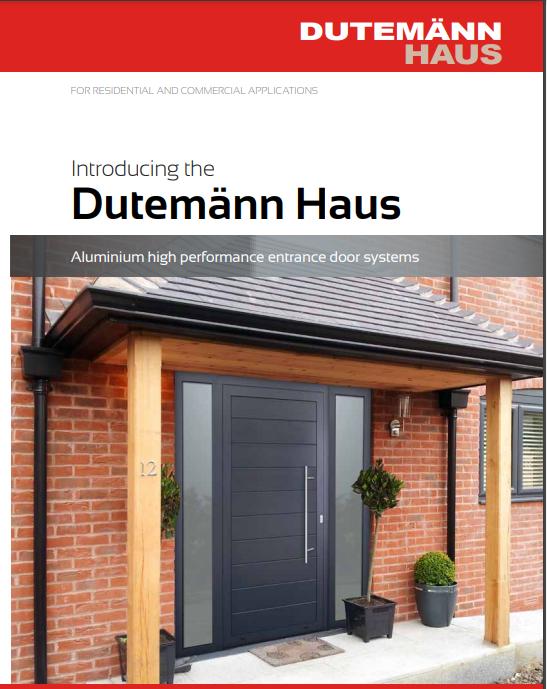 Dutemann Haus Doors
