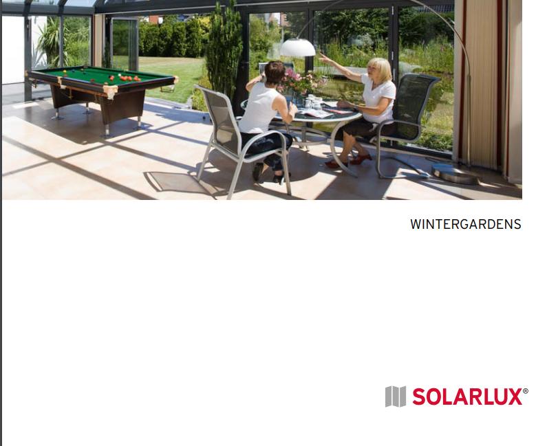 Solarlux Wintergardens