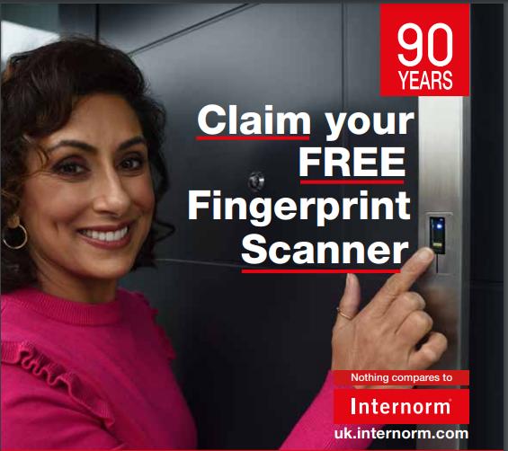 Internorm - Fingerprint Scanner