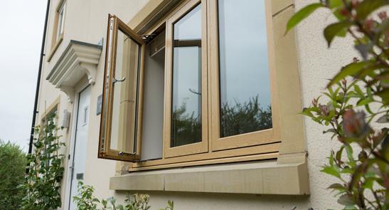 flush casement deceuninck windows wilts